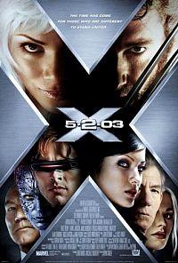 אקס-מן 2 עם תרגום לעברית