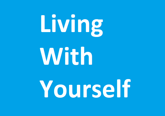 Living with Yourself Cover