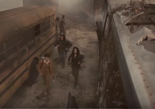 The Walking Dead World Beyond 2020