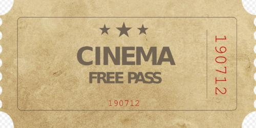 כרטיסים לקולנוע בחינם