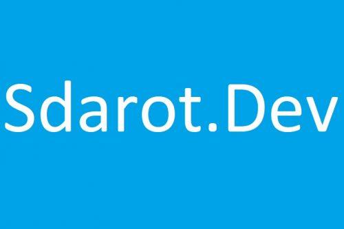דומיין סדרות טי וי - Sdarot Dev